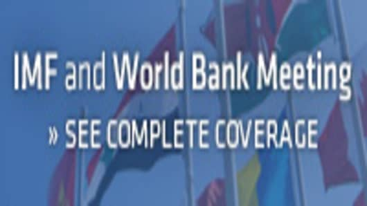 IMF and World Bank Meeting - A CNBC Special Report