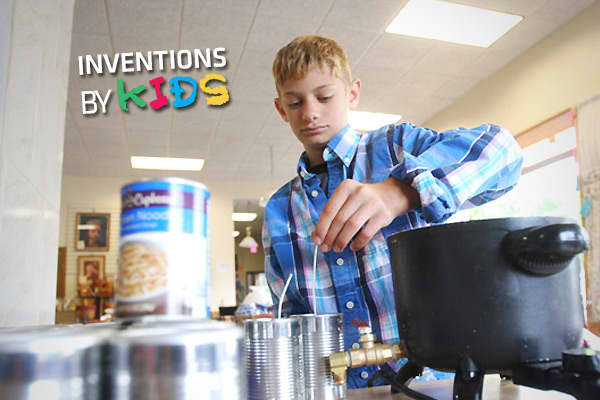 Inventions by kids for Innovative product ideas not yet invented
