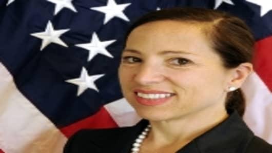 Eleni Tsakopoulos Kounalakis, US Ambassador to Hungary
