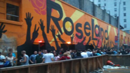 Radiohead at Roseland