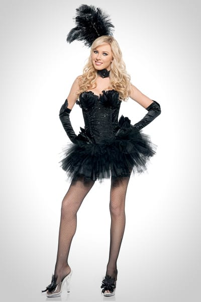 trendiest halloween costumes for adults 2011 - Dead Ballerina Halloween Costume