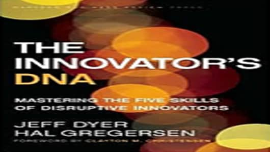 The Innovator's DNA by Jeff Dyer and Hal Gregersen