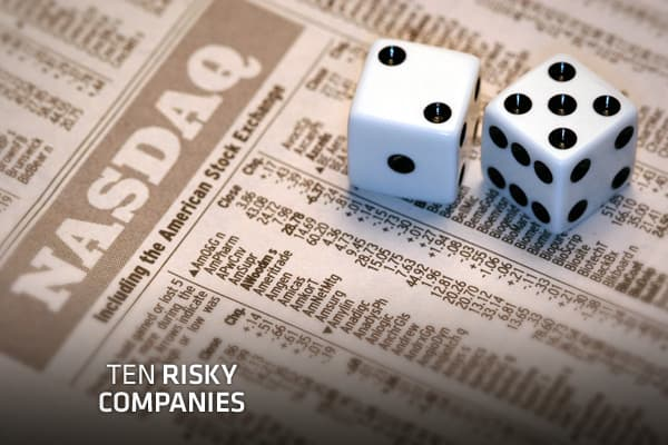 "Risk is a key factor in any financial transaction, but investing in stocks may be among the riskiest. The success of a company is about more than financial performance, and shortcomings in other areas, can put the company — and its shareholders — at risk. GovernanceMetrics International, a leader in corporate governance research, has introduced a list highlighting ten companies and risk issues that ""are critical for investors and other corporate stakeholders to monitor and respond to."" The debut"