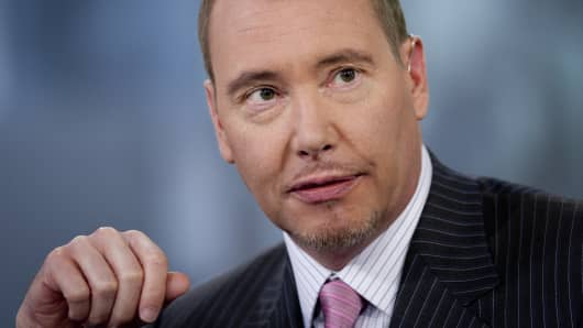 Jeffrey Gundlach, founder and chief executive officer of Doubleline Capital LP.