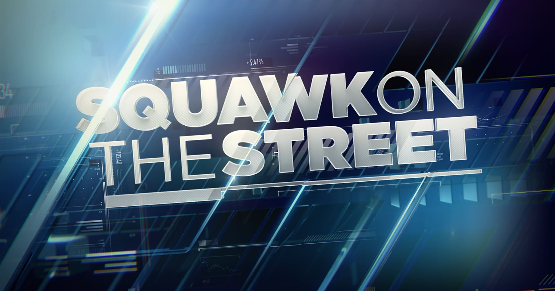 squawk on the street major market news from the new york stock
