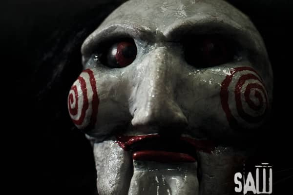 "Adjusted for inflation (2011): $1,014,195,828 Total worldwide gross: $873,319,880 Centering on the Jigsaw Killer, the ""Saw"" series put a psychological twist on the classic horror film genre by using new ways to tap into fear. Rather than kill his victims outright, Jigsaw prefers to plan out traps to pit them against one another and to test their will to live, by way of both physical and emotional torture. And even after his death, Jigsaw's character is preserved through a series of flashbacks th"