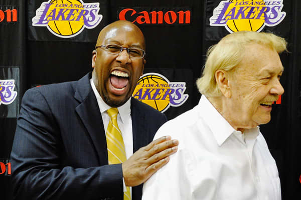 If there's going to be any internal pressure between the owners, it will be between the guys that need a deal now and the guys that are willing to wait to ensure a better economic future.Lakers owner Jerry Buss needs to his team to play this year. He's one of the few owners in all of sports whose only business is the team and he relies on that cash flow. After making the finals three out of the last four years and winning twice, the clock is seriously ticking to cash in. Kobe Bryant is 33 and fa