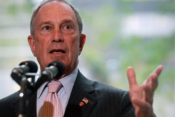 Bloomberg is a self-made billionaire. He is founder and majority owner of Bloomberg News parent, Bloomberg LP. The former Salomon Brothers trader worked his way up to partner there, leading the firm's block trading operations.  In 2001, Bloomberg entered the race for mayor of New York City, creating a controversy when he switched his political allegiance from Democrat to Republican. After successfully campaigning to extend two-term limits, he is currently serving his third consecutive term. He