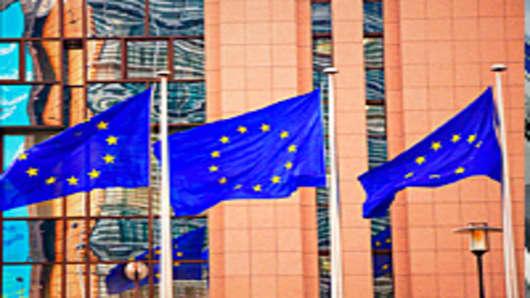 E.U. Flags