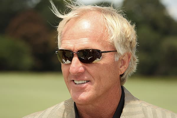 "Greg Norman is an Australian professional golfer with an impressive record on the links. Known as ""The Great White Shark,"" he turned professional in the 1970s and climbed the ladder to the top. He won his first Australian Open in 1980 and his first Professional Golf Association Tour event in 1984. He's still an active player today.Norman's marriage Laura Andrassy didn't have quite the longevity of his golf career. In 2006, he  that they were divorcing after 25 years of marriage, refusing to give"
