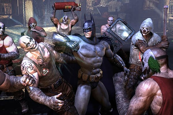 "Publisher: Warner BrosSystems: Xbox 360, PS3, PC Superhero games, traditionally, have been uniformly terrible. But in 2009, Warner and developer Rocksteady broke that trend with ""Batman: Arkham Asylum."" This sequel builds on that, offering plenty of side missions and extras that make it not only the best superhero game to date, but quite possibly the best game of 2011."