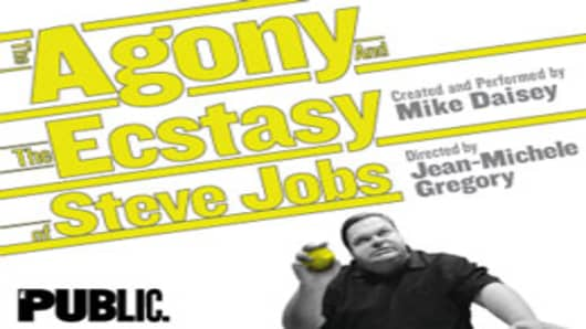 Agony and Ecstasy of Steve Jobs