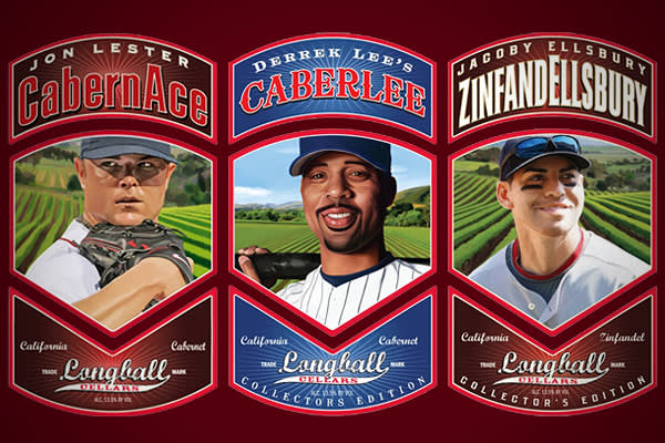 What to get the baseball fan who has everything? Philanthropic vino, of course. collaborates with players to label a vintage that gives back to their favorite organization. About 70 percent of pretax profits go to the charity; the celebrity gets nada. Jon Lester's CabernAce, for example, a 2008 Cabernet Sauvignon from Healdsburg, California, benefits the Lester, a lymphoma survivor, is dedicated to striking out the disease, and each purchase helps. Single bottles are about $13.99 and less; a six