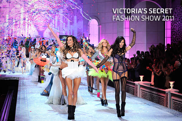 Victoria's Secret delivered yet another star-studded and diamond-studded runway event on Nov. 9. Each year, the women's lingerie chain kicks off its holiday-selling season with a show to generate excitement about its products. Singers Jay-Z, Nicki Minaj, Kanye West and Maroon 5 performed at the New York City event. The Victoria's Secret Angels' collections fell into six themes, according to the company's Twitter. They were Ballet, Super Angels, Passion, Angels Aquatic, I Put a Spell on You and C
