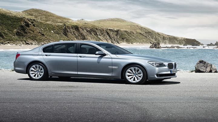 """Manufacturer's Suggested Retail Price: $102,300The ActiveHybrid 7 Series is the more eco-friendly version of BMW's 7 Series sedan. The good news is it's more powerful and fuel-efficient than the car that inspired it. The bad news is that at , it costs over $30,000 more than the car that inspired it.Other than the considerable jump in price from the 7 Series sedan, most of the differences in the ActiveHybrid 7 Series fall firmly into the plus column. Its advantages are """"brawny hybrid power plant,"""