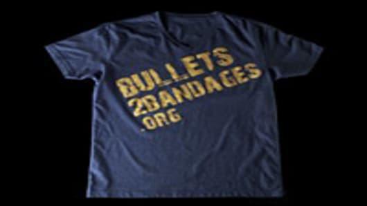 bullets 2 bandages