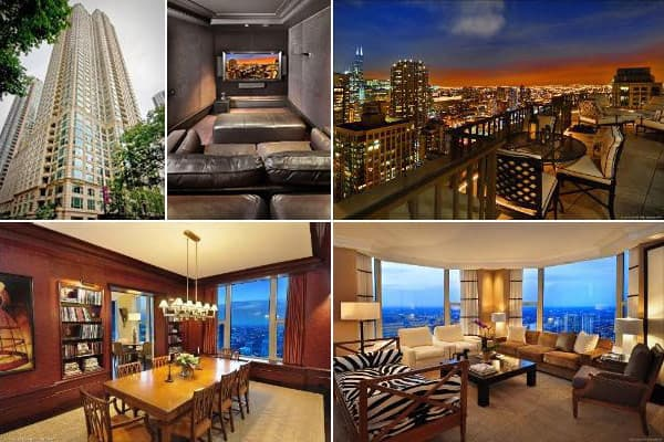 Price: $7.9 million Bedrooms: 3Bathrooms: 6Square Footage: 8,876
