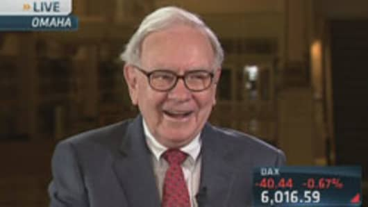 What Has Warren Buffett Been Buying? 'Harold'