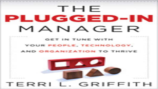 The Plugged-in Manager | Terri L. Griffith