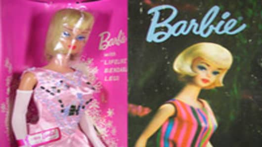 Barbie Japanese Auction