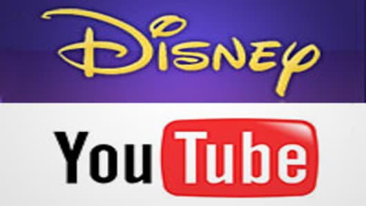 Disney and YouTube