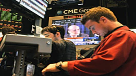 Chicago Mercantile Exchange (CME) traders