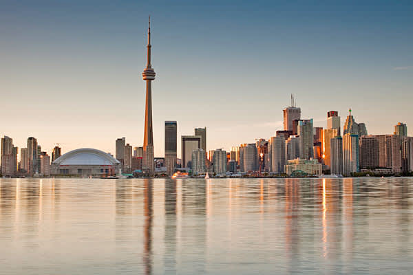Population: 2.48 millionToronto is one of only three Canadian and North American cities to make the list of the world's top 15 places with the best quality of life.Canada's largest city is the fifth most populous city in North America. The cosmopolitan hub, which consistently rates among the world's most livable cities, has been a popular destination for immigrants over the past few decades. Half of Toronto's racially diverse population was born outside of Canada, compared with about 28 percent