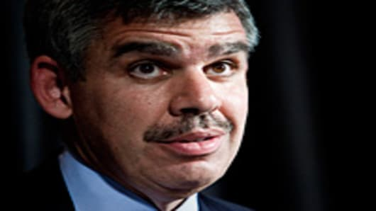 Mohamed El-Erian, chief executive officer and co-chief investment officer of PIMCO