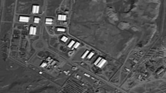 Iran Nuclear site