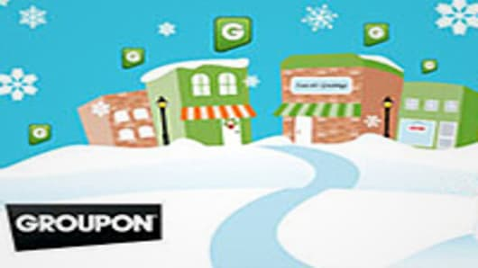 Groupon holiday gift card