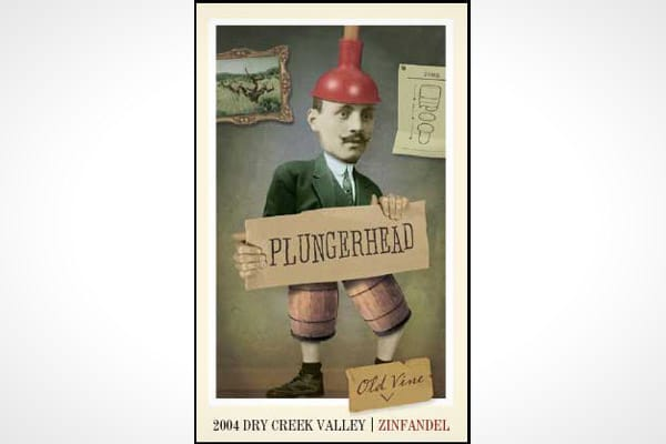 """Notable wine: Plungerhead Zinfandel Don Sebastiani & Sons Winery creates non-traditional wines in a tradition-bound industry. This branch of the 100-year-old Sebastiani family of winemakers offers a new take with Plungerhead, which showcases """"the cutting-edge marketing and the innovative package design of the younger generation,"""" says president August Sebastiani, a fourth-generation member of the wine clan. The name refers to the bottle's odd, mushroom-shaped plastic stopper, or plunger. The clo"""