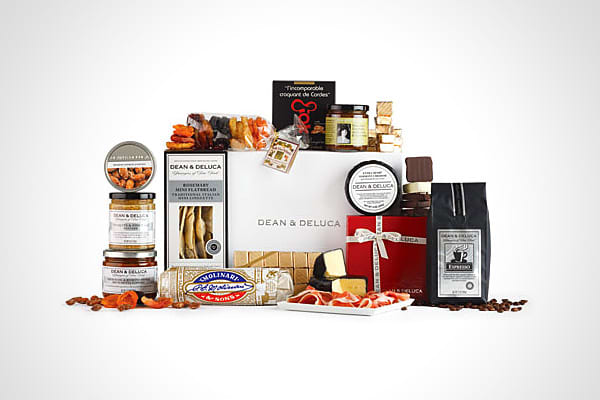 Dean & Deluca Gift Basket Price: Varies Gift baskets are a traditional gift-giving favorite, but feel free to be as imaginative as you'd like with these items. Dean & Deluca allows customers to purchase either one of their ready-made baskets, or to assemble their own. With cooking shows and celebrity chefs aplenty, more people are comfortable experimenting with food. Put  and leave a good impression with the tasteful flavors you choose.