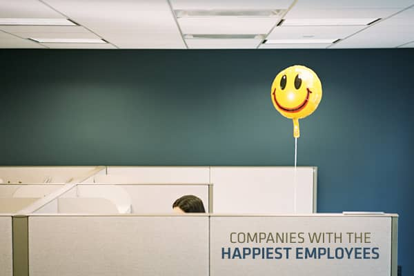 "In 2011, Google was named the ""Happiest Company in America"" in an annual survey by job satisfaction–focused web resource CareerBliss.com. http://www.careerbliss.com/ Lately, however, Google's looking a little blue: In the most recent survey, the Internet search engine company didn't even make the top 50.Various industries made it onto the 2012 CareerBliss survey, including financial giants, utility companies, pharmaceutical corporations, and even the U.S. military. Retail and hospitality compani"