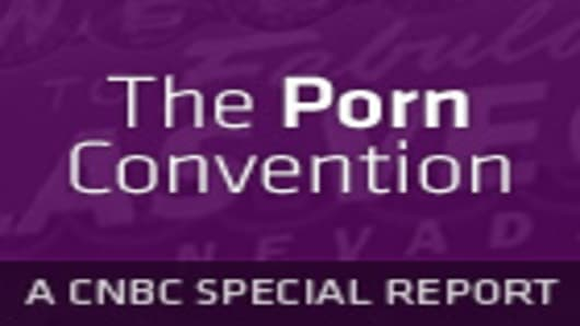 The Porn Convention - Adult Entertainment Expo 2012
