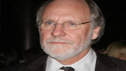 Former New Jersey Governor Jon Corzine