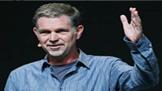 Reed Hastings | CEO Netflix