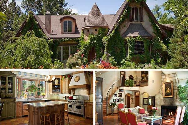 Sensational 45614775 Hobbit Salt Lake City Utah Storybook Homes Cnbc Largest Home Design Picture Inspirations Pitcheantrous