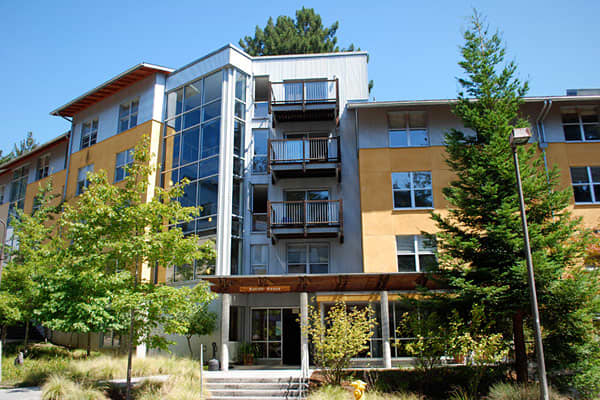 Room & Board: $13,869University of California – Santa Cruz is one of the U.C., 10 campuses and the only one whose mascot is a  A non-state resident student faces a final tab of  for the year, while California residents pay Resident or non-resident, the student living in a double room and using the meal plan can expect to pay $13,869. A steep price, to be sure, but a small one to pay to attend an institute of higher learning that's home to the  which will house 30 years' worth of the noodling jam