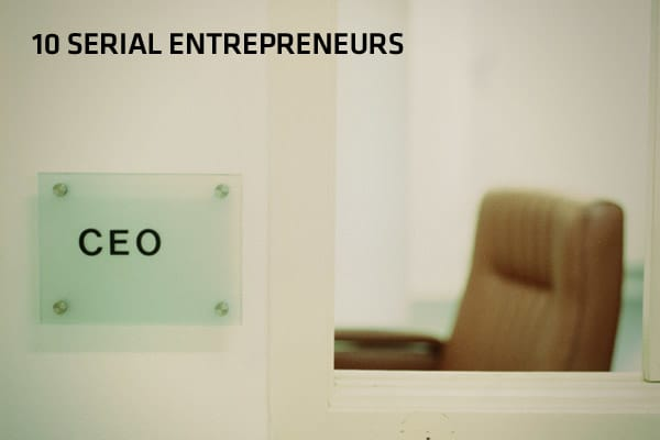 Serial entrepreneurs can't seem to stop at one business, and don't let failures throw them off course. While some of the best-known entrepreneurs, such as Richard Branson and Oprah Winfrey, have earned billions of dollars from their ventures, for many it's less about the potential for making money, and more about the excitement of creating and nurturing a company. Some started their first, homegrown businesses as children, while other serial entrepreneurs discovered their drive as adults. They m