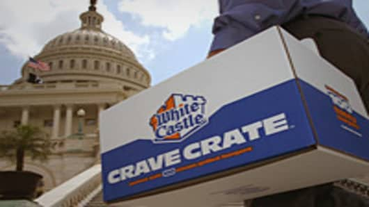 White Castle Crave Crate