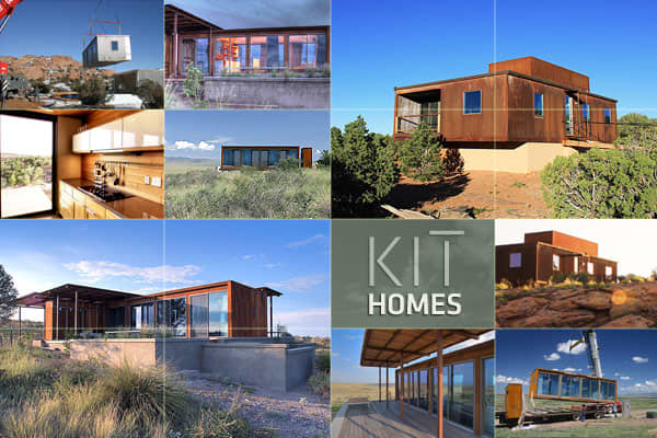 Kit homes for Build a house kits