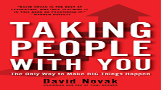 Taking People With You - By David Novak