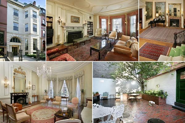 "Location: Boston Price: $12.75 millionBedrooms: 10Bathrooms: 9Square footage:  11,118The former limestone/brick home of the Pulitzer Prize-winning Irish-American author and journalist Edwin O'Connor, who wrote ""The Last Hurrah,"" is  for first time since 1967. It is steps from the Public Garden and about a mile from the Omni Hotel's whiskey bar, which is named ""The Last Hurrah.""The townhouse, which dates from 1905, is 33.5 feet wide and has formal entertaining rooms with mahogany doors and paneli"