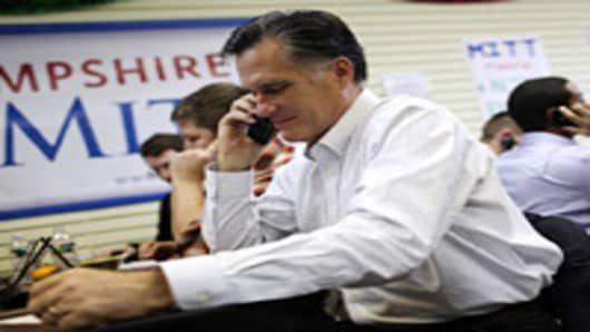 Mitt Romney NH Primary