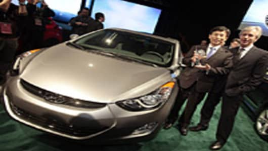 2012 Hyundai Elantra Car of the Year