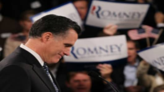 Mitt Romney NH Primary