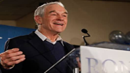 Ron Paul NH Primary