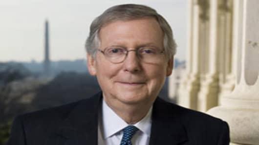 Senator Mitch McConnell
