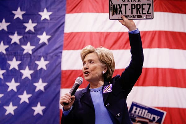Former first lady Hillary Clinton was elected to the U.S. senate in 2000 as the representative of New York, despite living in the state for only a short time. Some people speculated that the Senate was merely a stepping-stone to the presidency.This turned out to be true, and she was considered the presumptive nominee before the 2008 primary season got under way. She ran a formidable race to the bitter end, but lost to a freshman senator from Illinois named Barack Obama. After his election, he ap