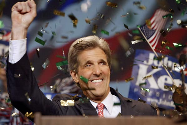In 2004, Sen. John Kerry of Massachusetts won the Democratic nomination for the presidency, going head-to-head against President George W. Bush. Many people believed that his military record qualified him to preside over a country that was still very much in shock from the attacks of Sept. 11, 2001.It was not to be. Kerry lost the election and returned to the senate, where he remains today. But don't cry for John Kerry. His wife is Teresa Heinz, heiress to the H.J. Heinz Co. The couple also own